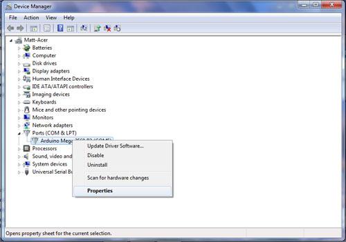 скачать драйвер Com порта для Windows 7 - фото 11