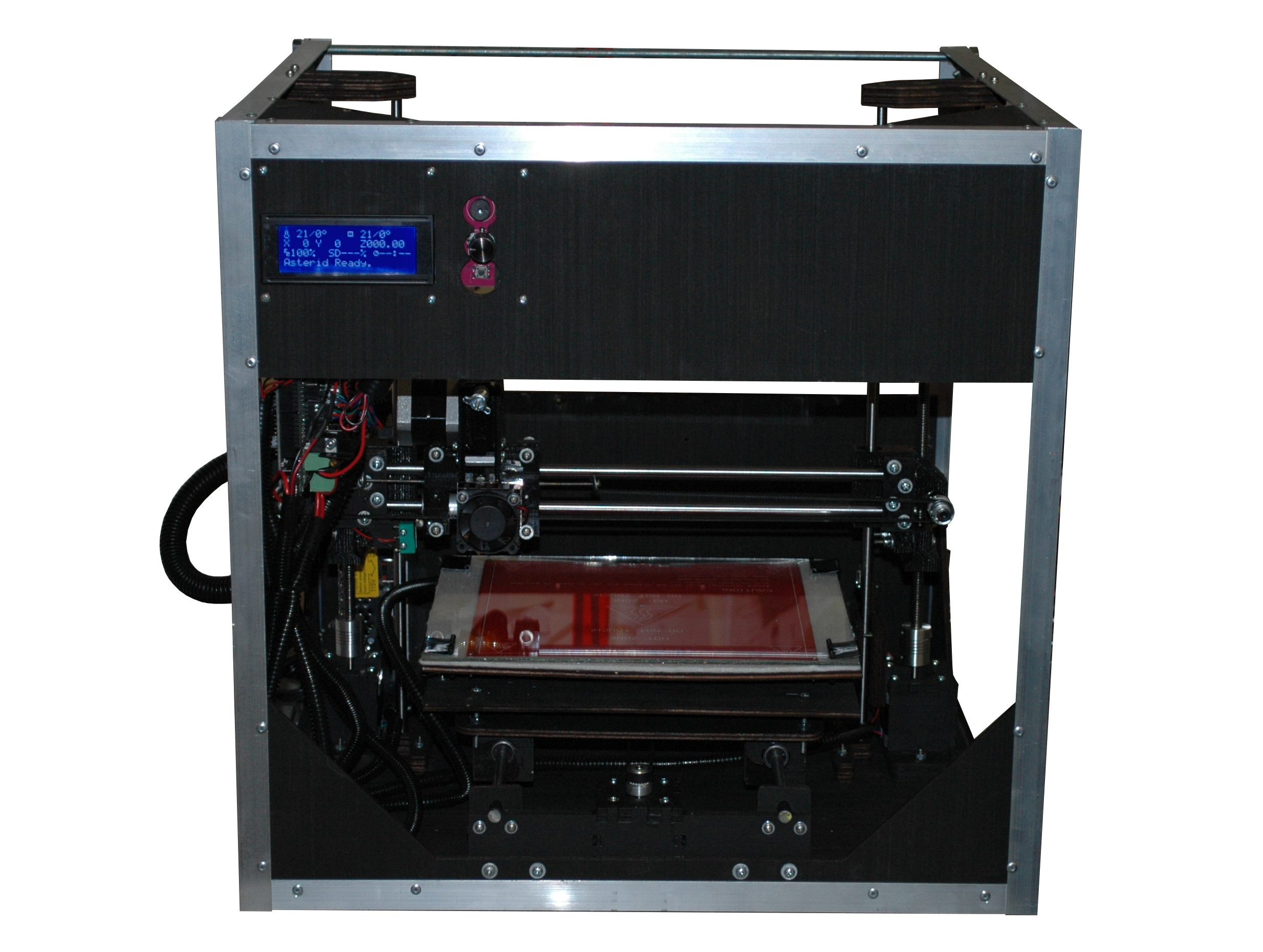 Open Source Asterid 2200 3D Printer