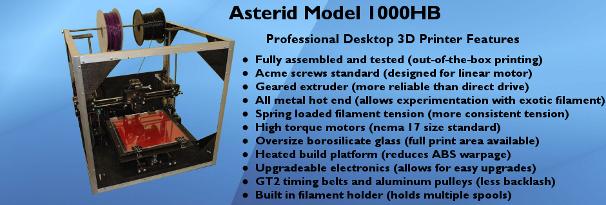 Asterid 1000HB