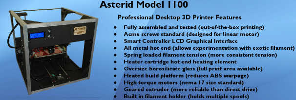 Asterid 1100