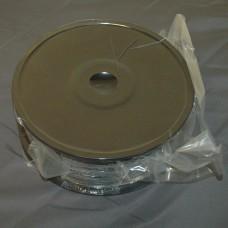 Black ABS plastic filament 1.75mm 2.2lbs