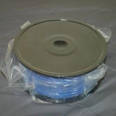 Blue ABS plastic filament 1.75mm 2.2lbs